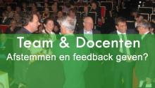 Team & Docenten